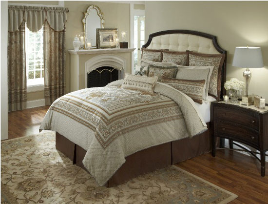 Scottsdale counties heirloom bedding