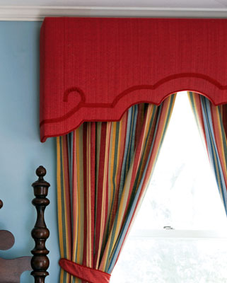 Scottsdale Upholstered-cornice-boards