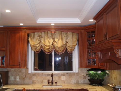 Scottsdale Custom Fabric Shades