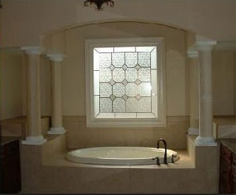 Scottsdale Fauxstained Glass;