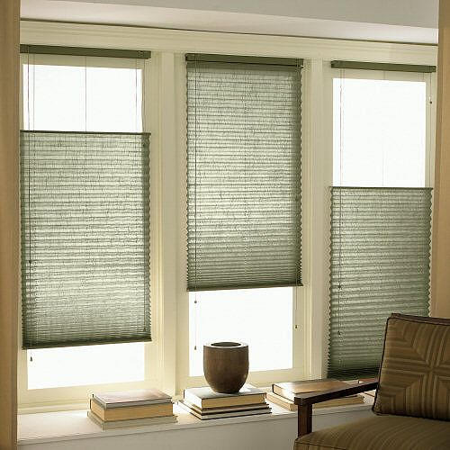 Scottsdale Pleated Shades