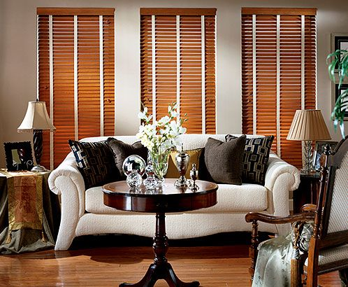 Scottsdale Wood Blinds
