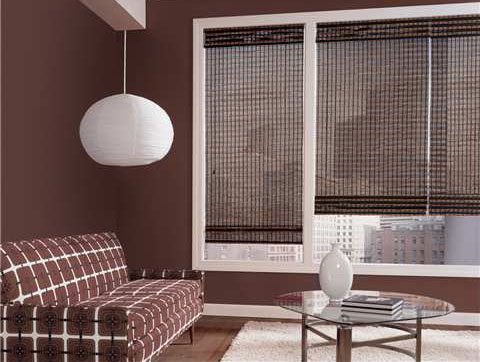 Scottsdal Woven Wood Shades
