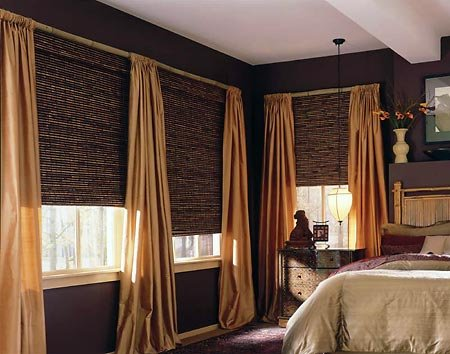 Scottsdale Woven Wood Shades
